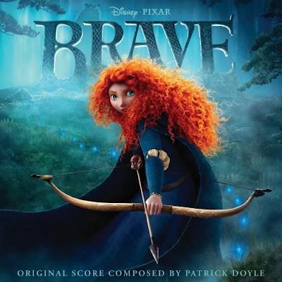 Banda sonora de Brave (Indomable BSO)
