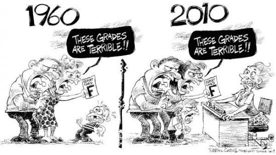 Fracaso escolar antes y fracaso escolar ahora
