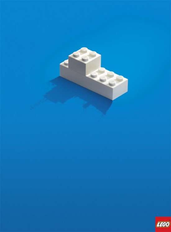 Anuncio de lego