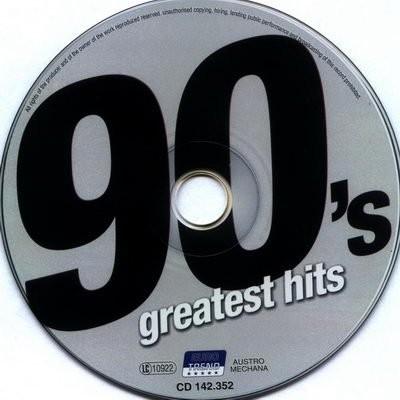 Las 100 mejores canciones de los 90