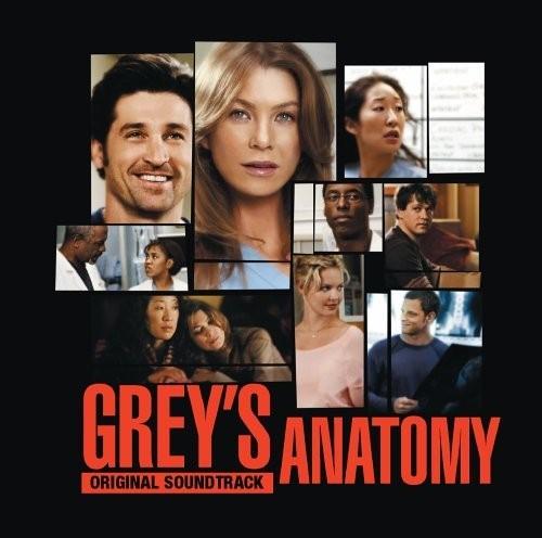 Banda sonora - Anatomía de Grey en Spotify