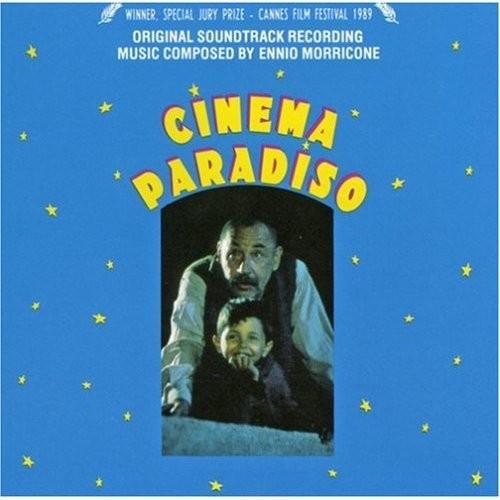 Cinema Paradiso BSO - Banda sonora original de Ennio Morricone en Spotify