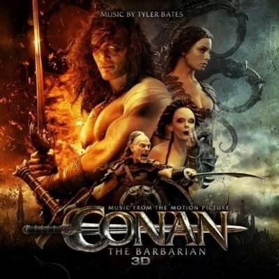 Banda sonora de Conan el Bárbaro 3D - BSO