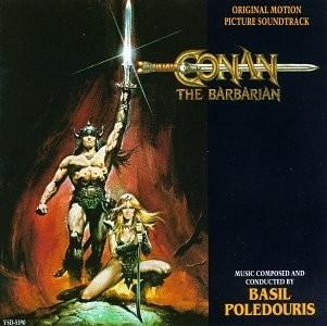 Banda sonora de Conan el Barbaro en Spotify