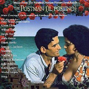Banda sonora de El cartero y Pablo Neruda - BSO