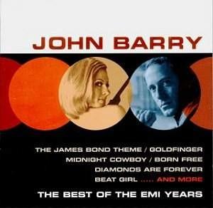 Las mejores bandas sonoras de John Barry (BSO)
