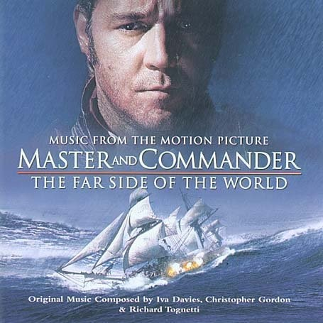Banda sonora Master and Commander (BSO) en Spotify