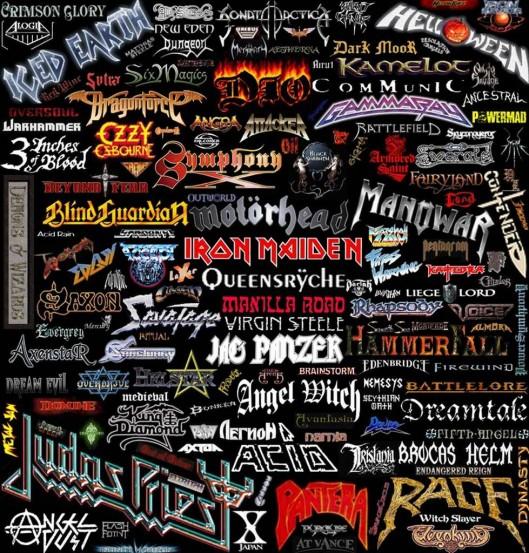 Lo mejor del Heavy Metal en Spotify