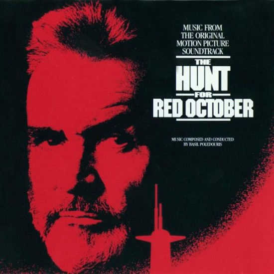Banda sonora de La caza del Octubre Rojo - BSO