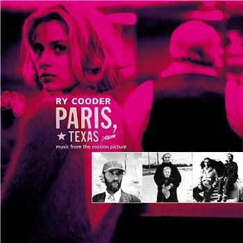 Banda sonora de Paris Texas (BSO)