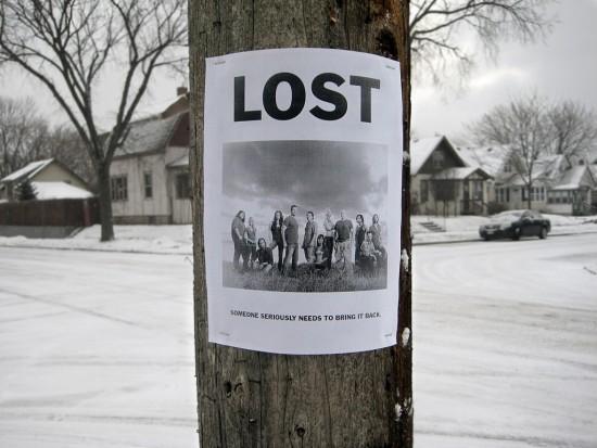 Perdidos (Lost) Se buscan