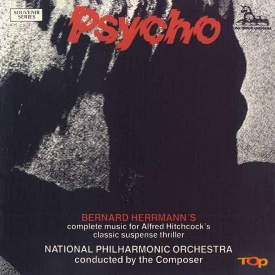Banda sonora de Psicosis (BSO)