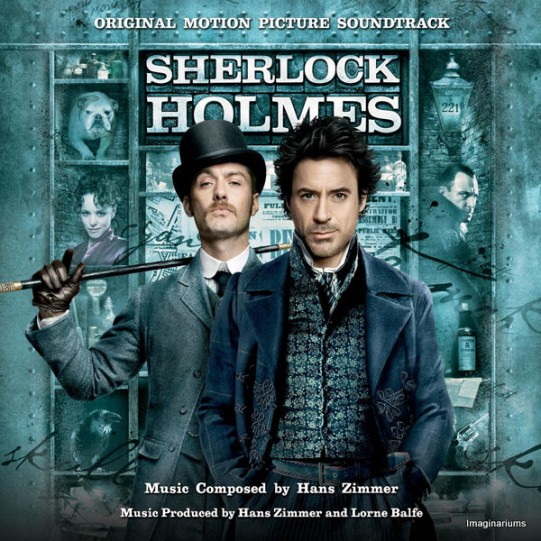 Sherlock Holmes - Banda sonora en Spotify