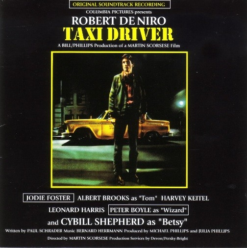 Banda sonora de Taxi Driver - BSO