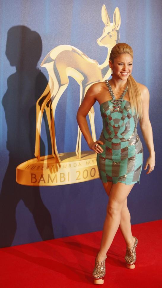 Shakira Isabel Mebarak Ripoll - Parte I