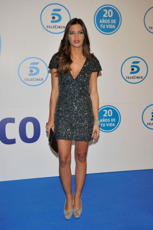 Sara Carbonero Arévalo, novia de Iker Casillas I