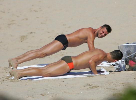 Ricky Martin y su probable novio