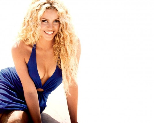 Shakira Isabel Mebarak Ripoll - Parte II