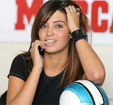 Sara Carbonero Arévalo, novia de Iker Casillas II
