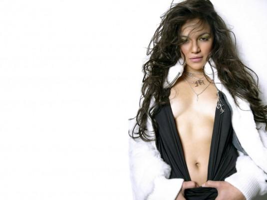 Michelle Rodriguez sin ropa interior