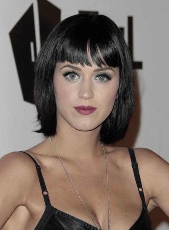 Katy Perry muy sexy y sin ropa interior