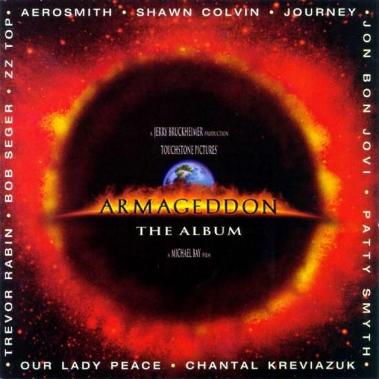 Banda sonora de Armageddon - BSO