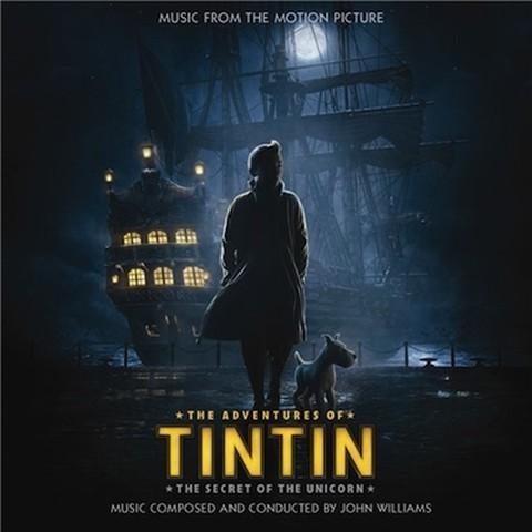 Banda sonora de Tintin - BSO