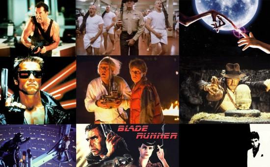 Las mejores bandas sonoras de películas de los 80