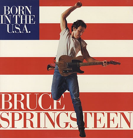 Las mejores canciones de Bruce Springsteen en Spotify