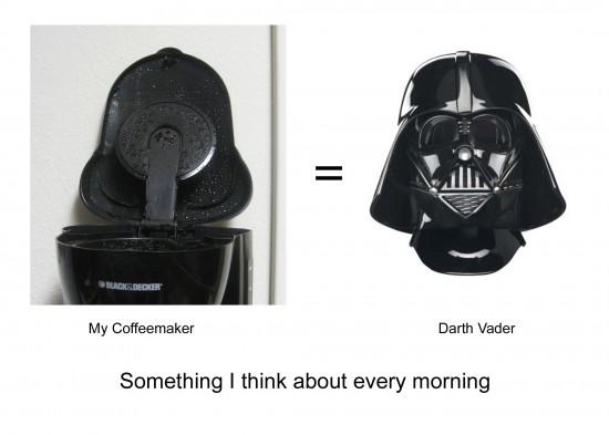 El lado oscuro de la cafetera