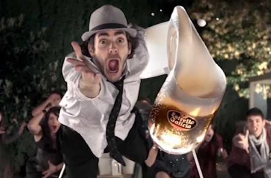 Canción del anuncio de Estrella Galicia