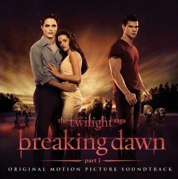 Banda sonora de Crepúsculo - Amanecer I - BSO