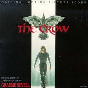 Banda sonora El Cuervo - The Crow soundtrack en Spotify