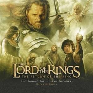 Banda sonora - El señor de los anillos - El retorno del rey - Spotify