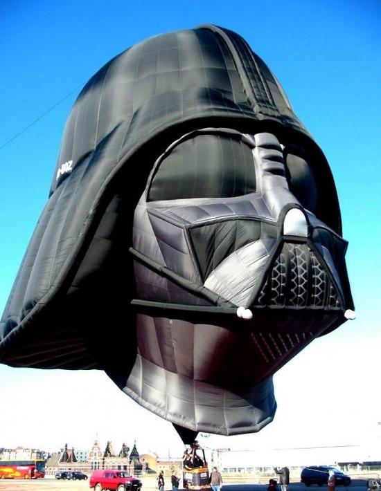 Globo de Darth Vader