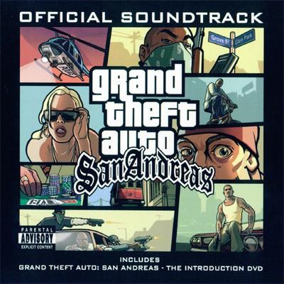 Bandas sonoras y música de los videojuegos GTA