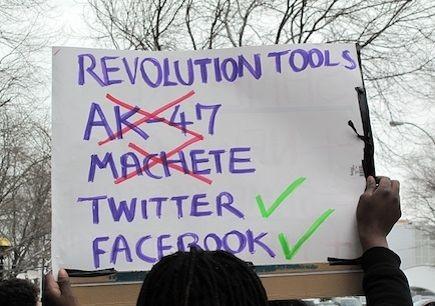 Las nuevas herramientas de la revolución