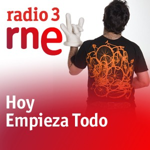 Playlist de Hoy empieza todo de Radio 3