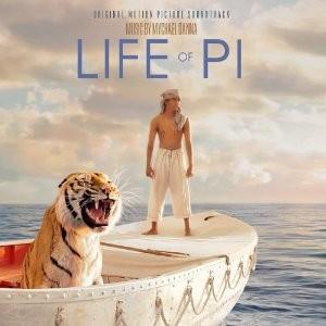 Banda sonora de La vida de Pi - BSO
