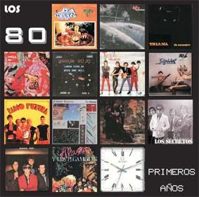 Música española de los 80 en spotify