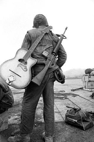 Canciones de la guerra de Vietnam