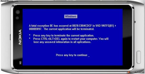 Nokia usará Windows en sus teléfonos móviles