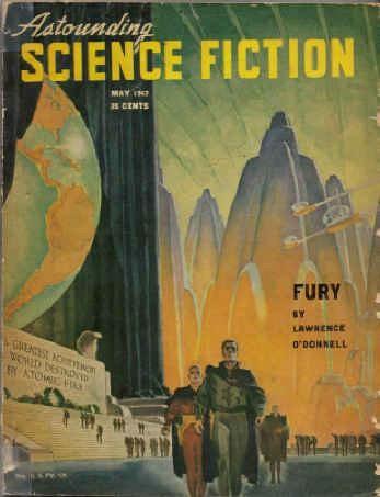Portadas de ciencia ficción clásicas