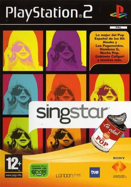 Sing Star La edad de oro del pop español en spotify