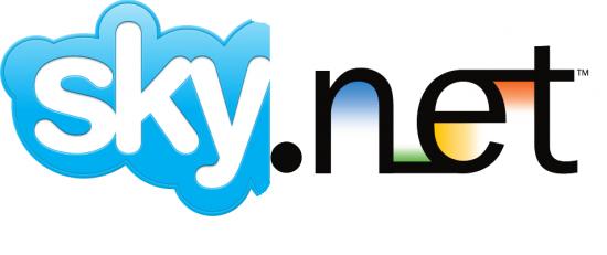 Microsoft + Skype = SkyNet