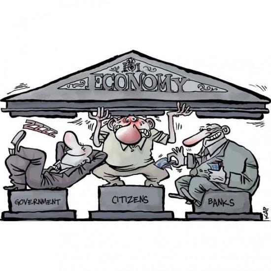 El soporte de la economía