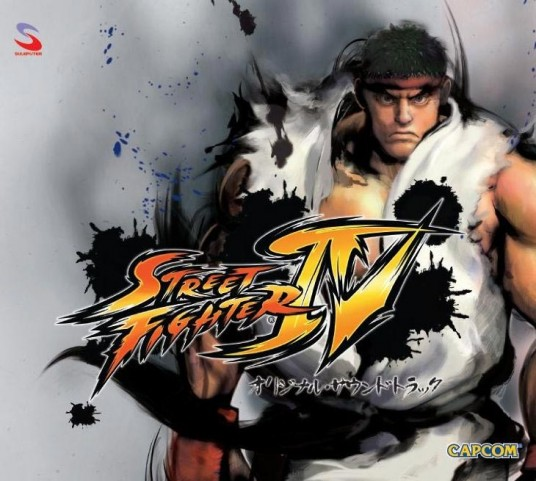 Musica de videojuegos - Street fighter 4 - Banda sonora Spotify