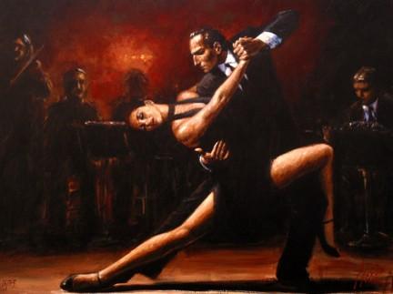 Musica de tango en Spotify