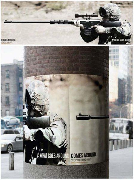 La guerra se vuelve contra ti