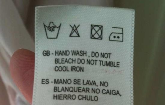 Traducción de etiquetas